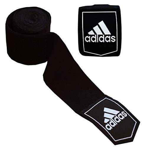 adidas Bandagen Boxing Crepe Bandage, black, 5 x 4.5m, adibp03