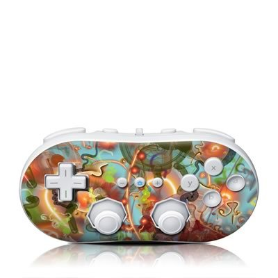 mygift-spam-design-skin-decal-sticker-for-the-wii-classic-controller