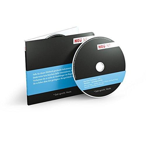 Neue Genfer Übersetzung (NGÜ) - Neues Testament: MP3 Hörbibel (2 MP3-CDs)