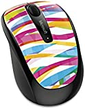 Microsoft 3500 3 Button Wireless Mobile Mouse - Bandage Strips