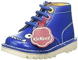 Kickers Kick Hi Monster, Sneaker Bimbo, Blu (Navy Nvy), 29 EU