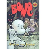 [ EYES OF THE STORM (BONE REISSUE GRAPHIC NOVELS (HARDCOVER) #03) ] Eyes of the Storm (Bone Reissue Graphic Novels (Hardcover) #03) By Smith, Jeff ( Author ) Feb-2006 [ Hardcover ]