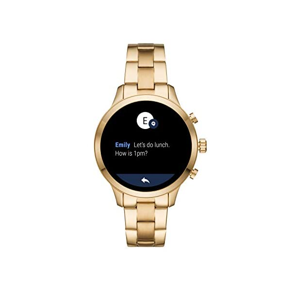 Michael Kors Smartwatch para Mujer con tecnología Wear OS de Google, altavoz, frecuencia cardíaca, GPS, NFC y… 8