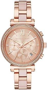 Michael Kors Women's Chronograph Quartz W