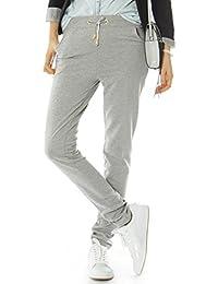 Bestyledberlin pantalon femme, pantalon de jogging j247p