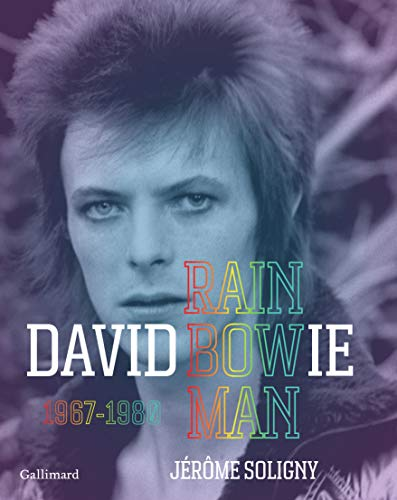 David Bowie: Rainbowman (1967-1980) (Albums Beaux Livres)