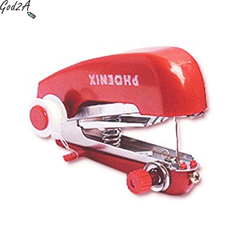 Generic Portable Hand-Held Sewing Machine Clothes Fabric