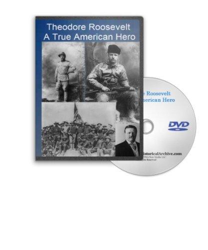 Theodore Roosevelt - A True American Hero - Rough Riders, African Big Game Hunting, Brazilian Wilderness, Sagamore Hill and More - Roosevelt Sagamore Hill