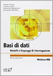 Atzeni, P: Basi di dati. Modelli e linguaggi di interrogazio