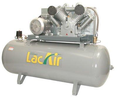 Lacme - Compresseur FixAir 60/500 V2B 500L - 60m³/h