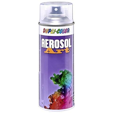 Dupli-Color 741432 Aerosol Art Ral 9007 Seidenmatt 400 ml