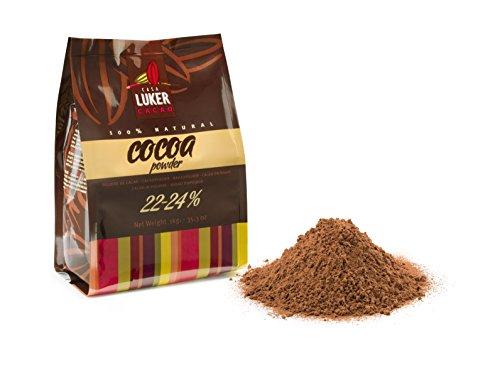 CasaLuker - Cacao en Polvo Natural 22-24% No Alcalinizado 1kg
