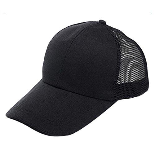 Emorias 1X Chapeau de Mode Chapeau de Soleil Casquette de Baseball Simple et Charmante Visière Chapeau de bénévole Casquette Sport Chapeau Creux