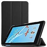 IVSO Coque Etui Housse pour Lenovo Tab E8, Slim Smart Cover Housse de Protection avec...