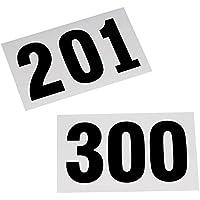 Números de salida del 201 - 300