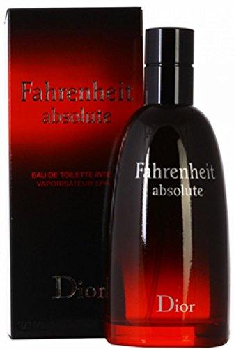 Dior Fahrenheit Absolute, Eau de Toilette intense, 1er Pack (1 x 100 ml)
