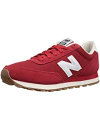New Balance Mens 501 Running Classics Suede Trainers