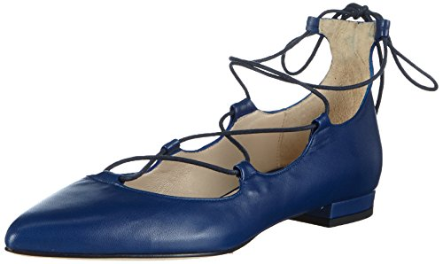 Paco Gil P3061 Damen Pumps Blau (Ink)