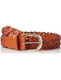 PIECES Damen Gürtel Pcavery Leather Braided Jeans Belt Noos