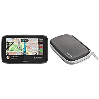 TomTom GO 5200 (5 Pouces) + Housse de protection rigide - GPS Auto - Cartographie Monde, Trafic, Zones de Danger à Vie (via Carte SIM Incluse) et Appel Mains-Libres (B07JZPCHSM) | Amazon price tracker / tracking, Amazon price history charts, Amazon price watches, Amazon price drop alerts