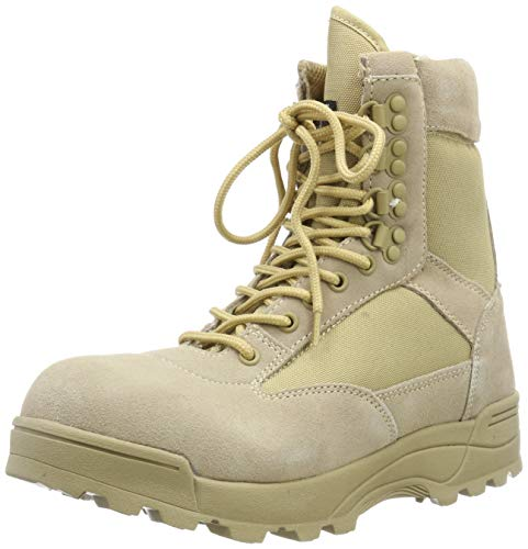 Brandit SWAT Tactical Boot Zipper Sandfarben - 42