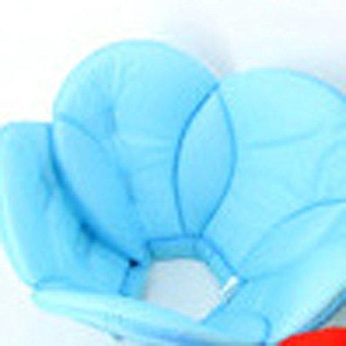 Etbotu Halskrause, Schutz-Halsband für Haustiere, weiches Genesungshalsband für kleine, mittelgroße und große Hunde und Katzen, Schutz bei Wundheilung für Hund & Katze, blau, M