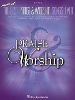 More of the Best Praise & Worship Songs Ever Songbook di [Hal Leonard Corp.]