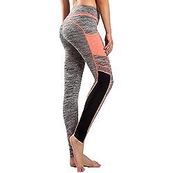 Munvot Tailored Geschenke Sport Leggings Damen Sporthose Fitnesshose Yoga Leggings Sporthose für Damen