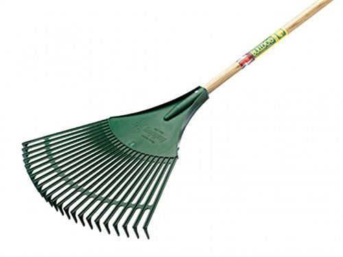 NO.1 GARDEN BULLDOG PLASTIC LAWN & LEAF RAKE 1519MM (60″) BEST PRICE REVIEW
