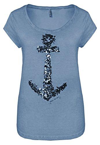 urban-surface-damen-anker-t-shirt-mit-wende-pailletten-leichtes-basic-shirt-im-vintage-style-middle-