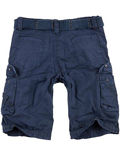 Surplus Royal Herren Cargo Shorts Royalblue