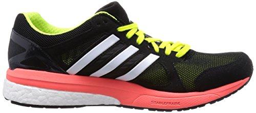 adidas Adizero Tempo 7 M Herren Laufschuhe Mehrfarbig (schwarz/gelb/weiß)