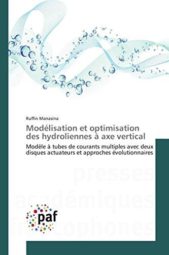 Modélisation et optimisation des hydroliennes à axe vertical