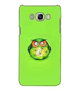 Fuson Designer Back Case Cover for Samsung Galaxy On8 Sm-J710Fn/Df (An owl theme)