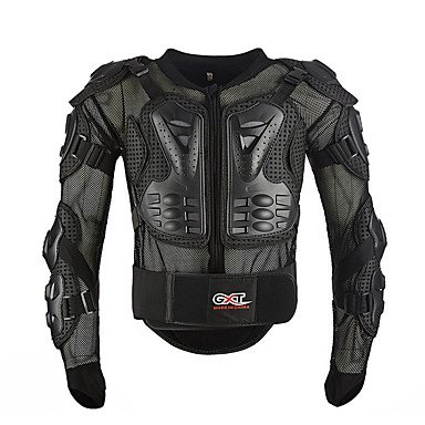 TOPY gxt x01 Schutz Motorradkleidung absturz Anzug Renn Ritter im Freien Rüstung 3d atmungsaktive Mesh-Reiten, xl