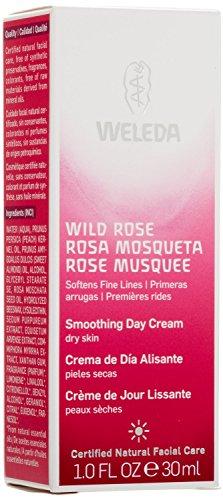 Weleda Wild Rose Smoothing Day Cream 30ml - PACK OF 5