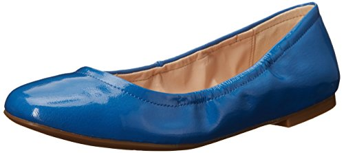 Nine West Girlsnite Ballet Synthetic Flat blue