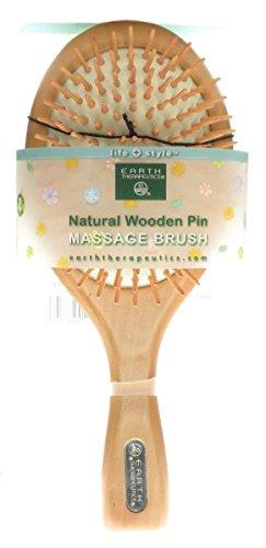 earth-therapeutics-natural-wood-pin-massage-brush-large
