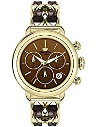 Glam Rock Bal Harbour Damen-Armbanduhr 40mm Armband Edelstahl Multicolor Schweizer Quarz Analog GR77128N