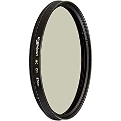 AmazonBasics Filtre polarisant circulaire - 82mm