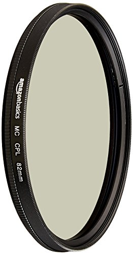 AmazonBasics Zirkularer Polarisationsfilter - 82mm