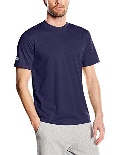 uhlsport T-Shirt Team, Marine 14, M, 100210802 (Marine-blau-team-fußball-t-shirt)