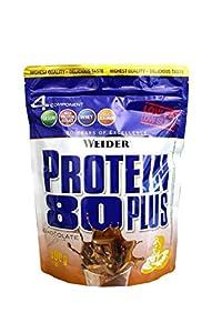 Weider 80 Plus Protein, Schoko (1 x 500 g)