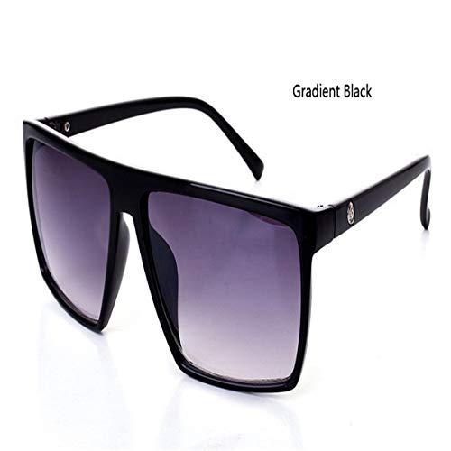 Sport-Sonnenbrillen, Vintage Sonnenbrillen, Brand Retro Steampunk Frame SKULL Square Male Sunglasses Men All Black Oversized Big Sun Glasses For Men Women Sun Glasses Skull 8921 C6