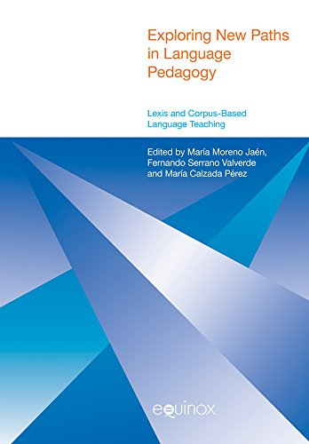 Exploring New Paths in Language Pedagogy: Lexis and Corpus-Based Language Teaching