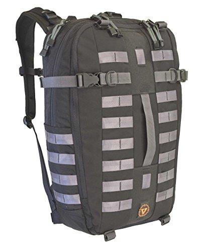 Venture Luggage Digitech 20 Laptop-Rucksack, Unisex-Erwachsene, Men's Medium Black, Medium