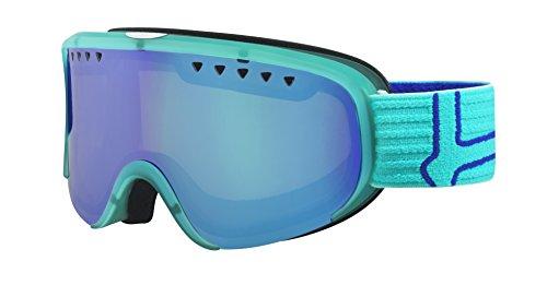bollé Skibrille Scarlett Matte Turquoise/Modulator Vermillon Blue, 21474