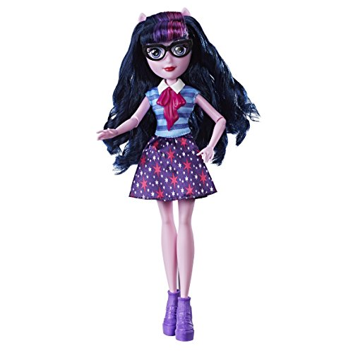 My little Pony e0671es0 Equestria Girls Twilight Sparkle Classic Style Puppe
