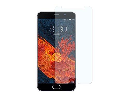 etuo Displayschutzfolie für Meizu Pro 6 Plus - 3H Folie Schutzfolie Display Bildschirm Schutz