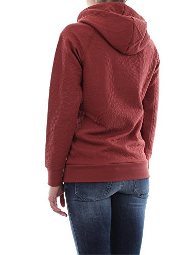 ONLY 15123762 PRIA SWEAT-SHIRT Femme Henna